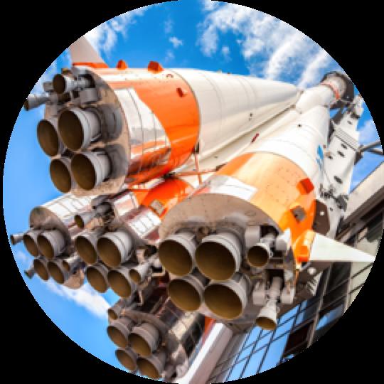 Военно-космическая отрасль