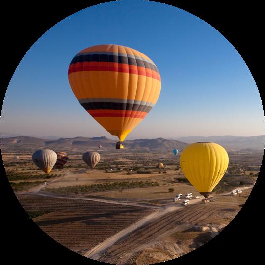 Travel, Transportation & Logistics